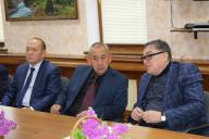 Встреча с представителями НПП РК «Атамекен»