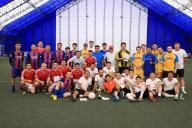 About participation in a friendly tournament, timed to celebrate the 20th anniversary of the city of Astana