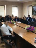 """Lecture on the subject """"Modern Methods of Fight Against Corruption in Kazakhstan"""""""